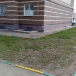 Покос травы на придомовой территории Панченко, 8