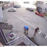 Начало работ по ремонту асфальтового покрытия во дворе Тархова, 41/1 (обновлено)